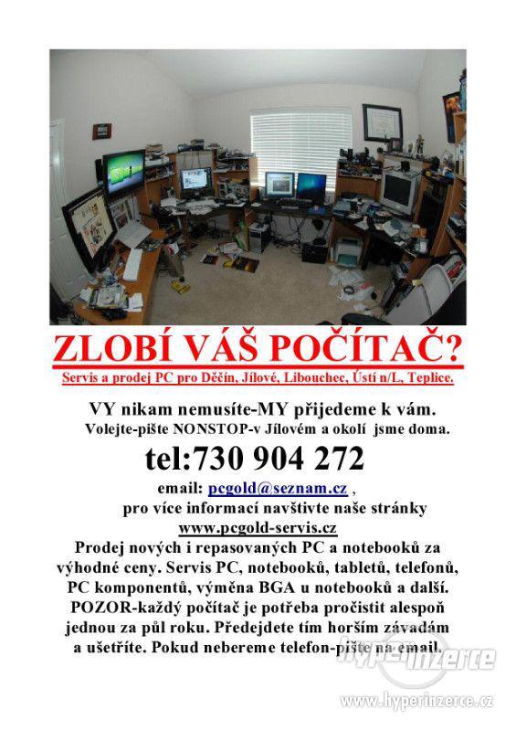 PC servis Jílové,Děčín,Libouchec,Ústí a okolí-servis-prodej.