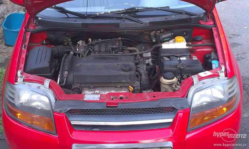 Daewoo Kalos 1.4 Benzín 2004 - KLIMATIZACE - foto 7