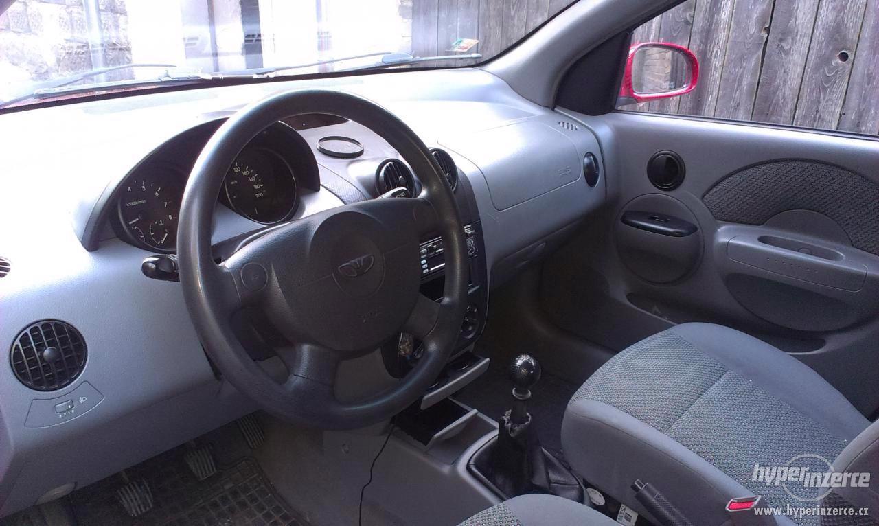 Daewoo Kalos 1.4 Benzín 2004 - KLIMATIZACE - foto 1