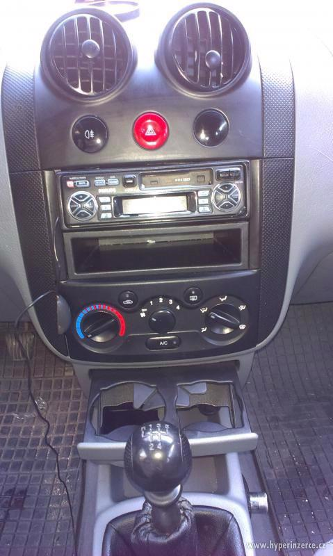 Daewoo Kalos 1.4 Benzín 2004 - KLIMATIZACE - foto 2