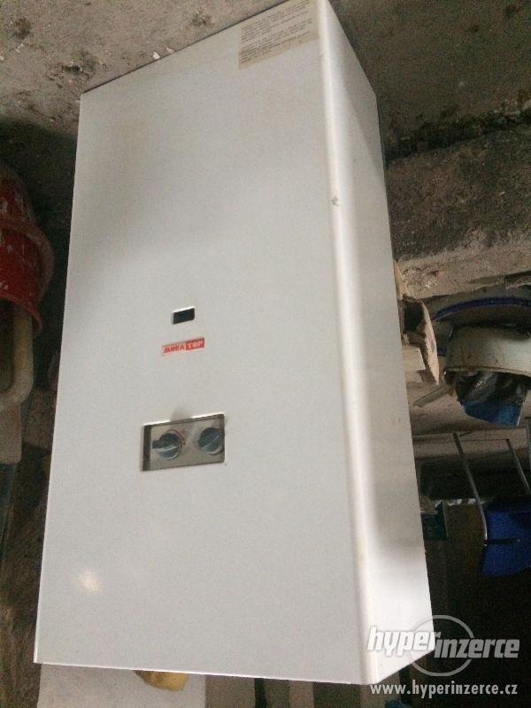 Karma - Plynový průtokový ohřívač vody
