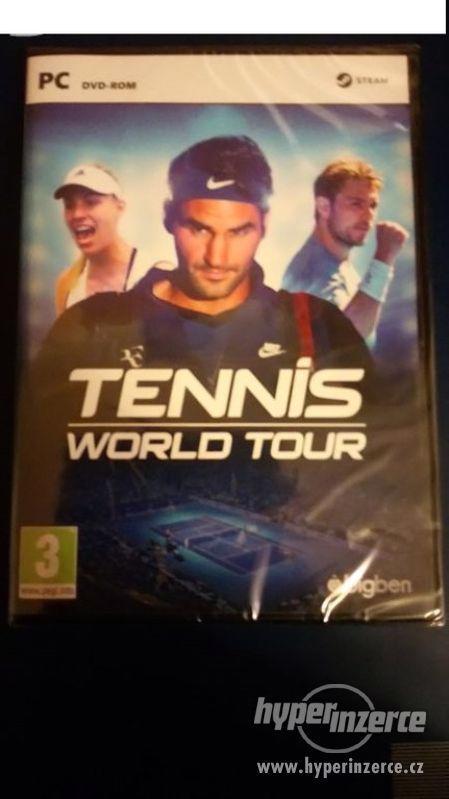 Tennis World Tour - foto 1