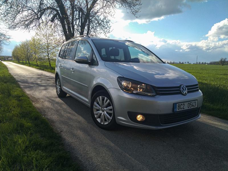 Volkswagen Touran 1.6 TDi Comfortline, 77Kw, +CarVertical