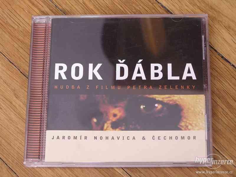 CD Jaromír Nohavica - Rok ďábla - Rarita