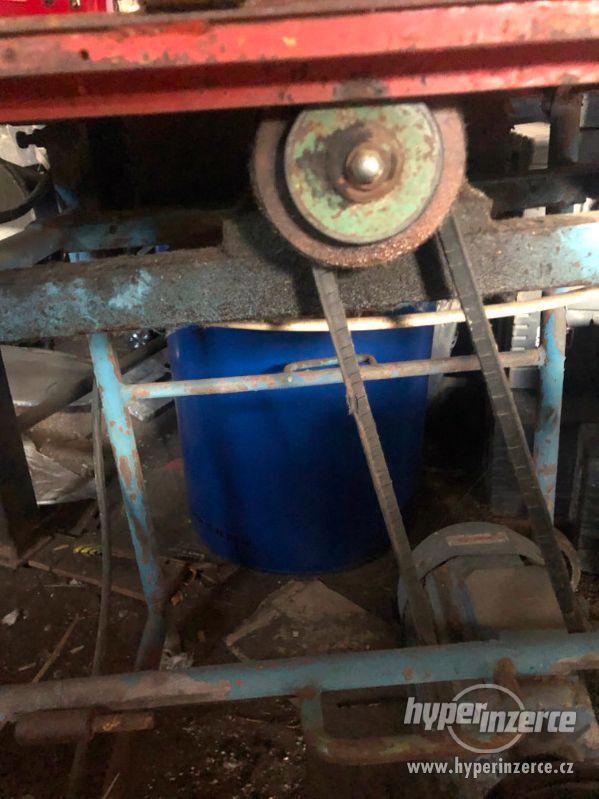 Pila na dřevo - cirkulárka k opravení - foto 4