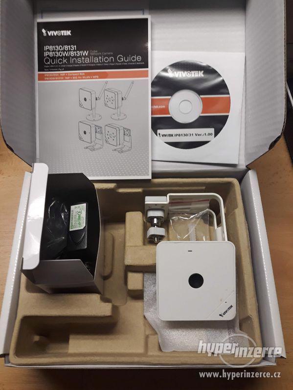 Prodám IP kameru VIVOTEK IP8130