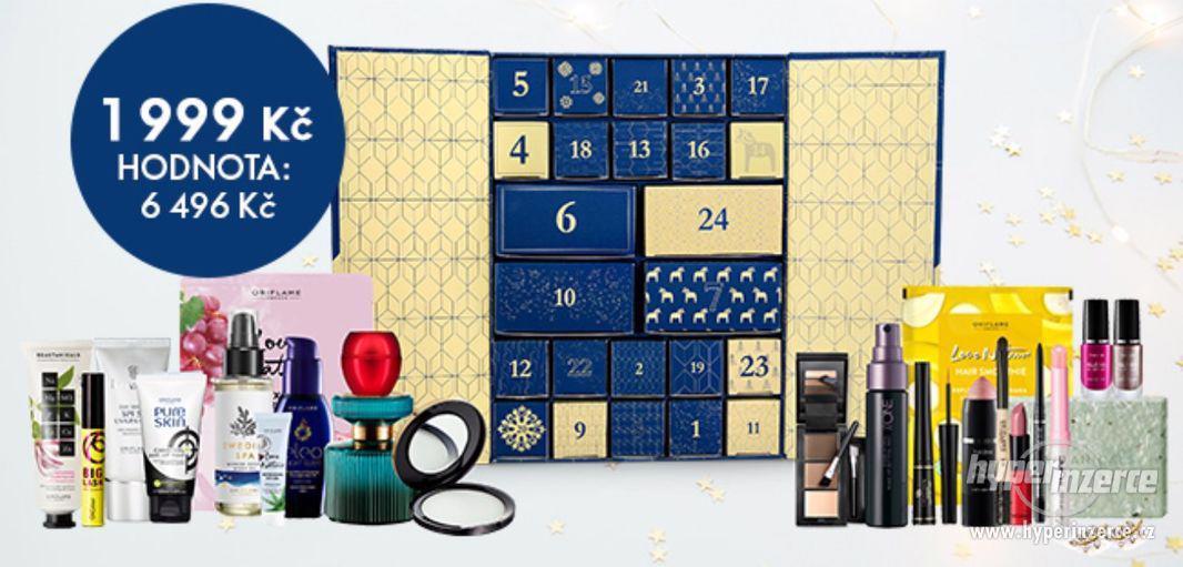 Adventní kalendář Oriflame 2020 NOVINKA za 1999 Kč