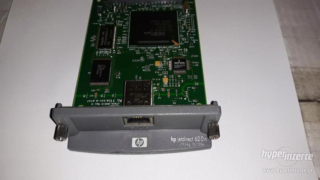HP Jetdirect 620N - síťová karta
