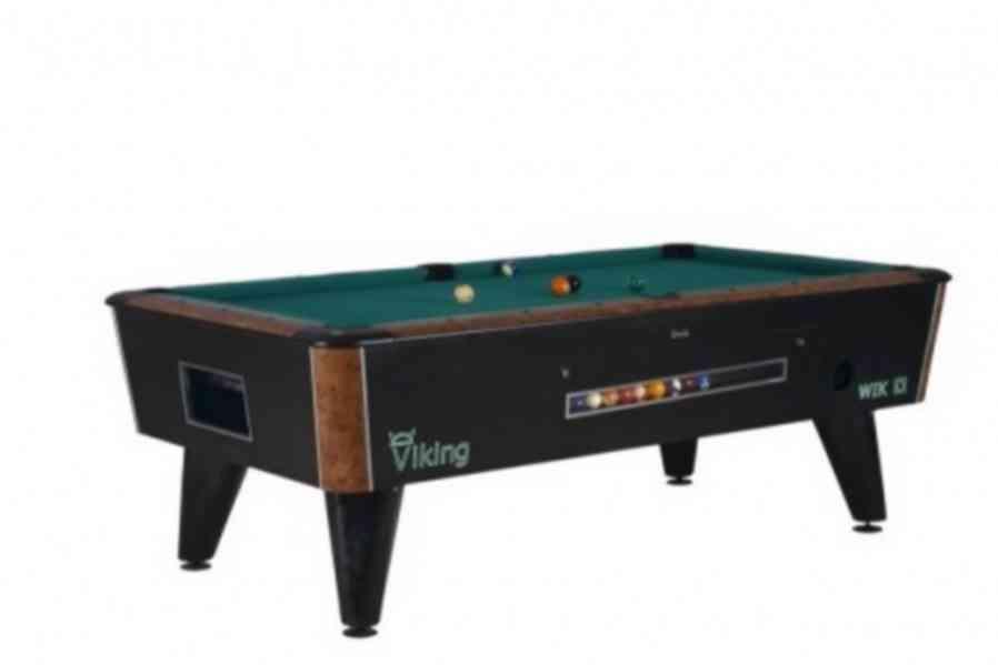 Kulečník - Biliardový stůl Viking 8ft