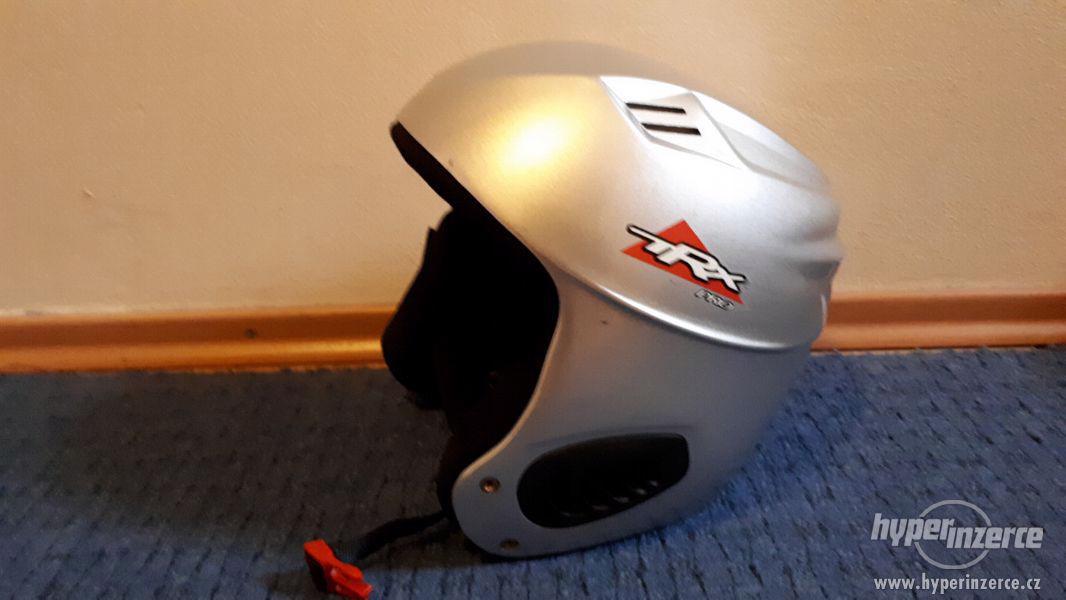 Dětská lyžařská helma XXS