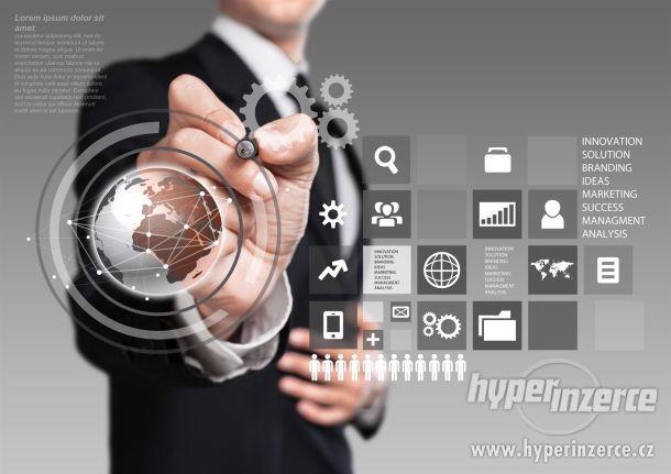 Moderní weby a eshopy s jednoduchým ovládáním - foto 1