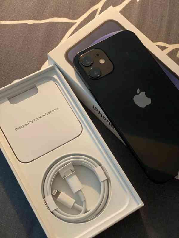 Prodám iPhone 12 256GB | V záruce