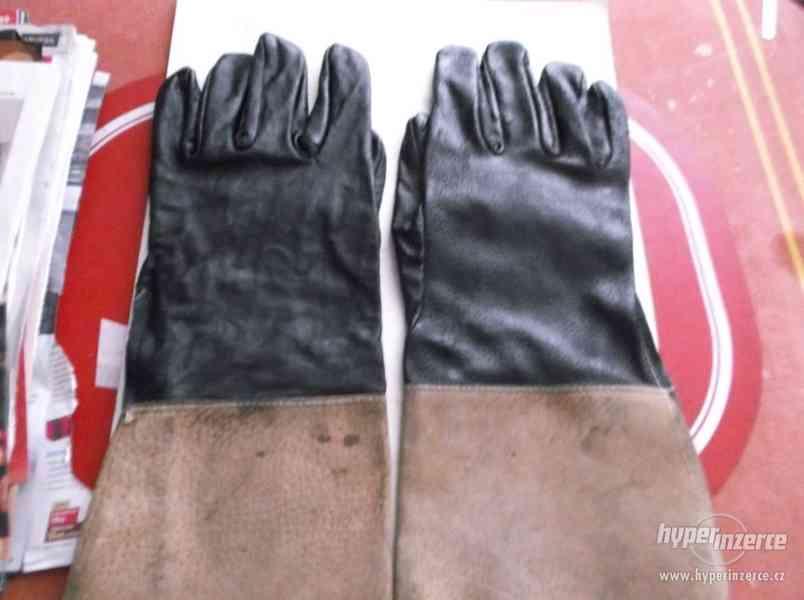 Prodám díly na S22,S11 ,kožené rukavice - foto 6