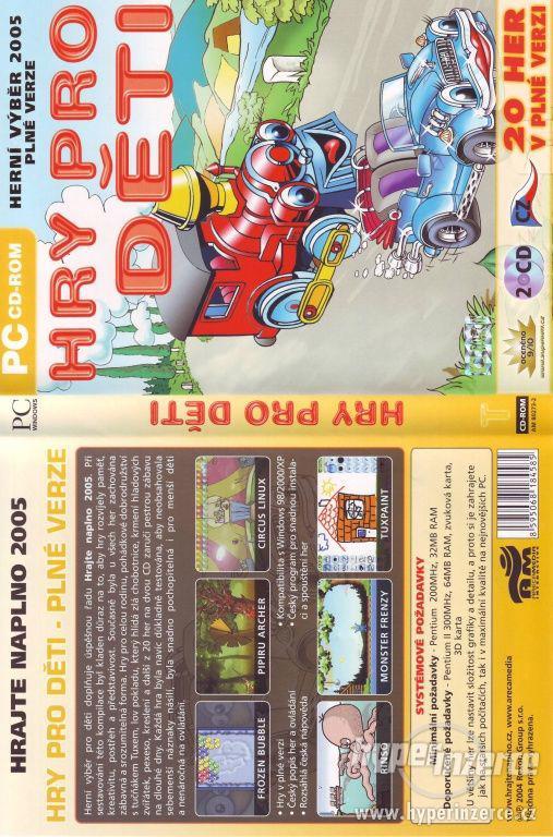 PC hry pro děti