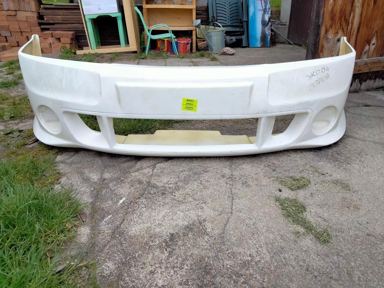 Nárazník spoiler Škoda Octavia - foto 1