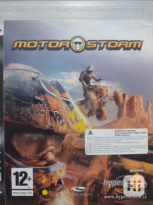 Prodej hry na PlayStation 3