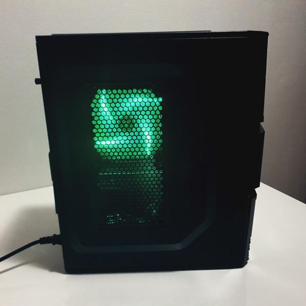 Herní PC - Intel i7, GeForce GTX 1050 Ti 4GB, 8GB RAM, SSD