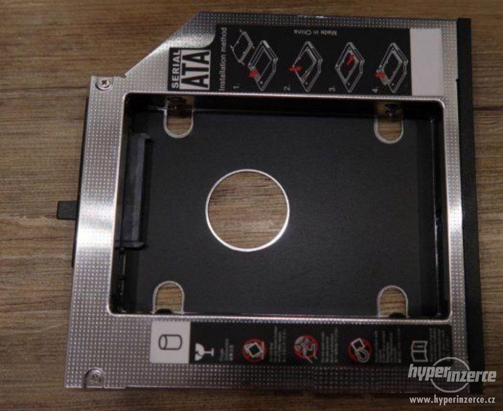 T430 W510 T510 Lenovo/IBM thinkpad rámeček multibay pro SSD - foto 1