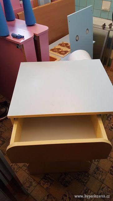 Skřínka do dětského pokojíčku - foto 2