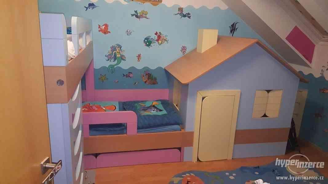 Skřínka do dětského pokojíčku - foto 3