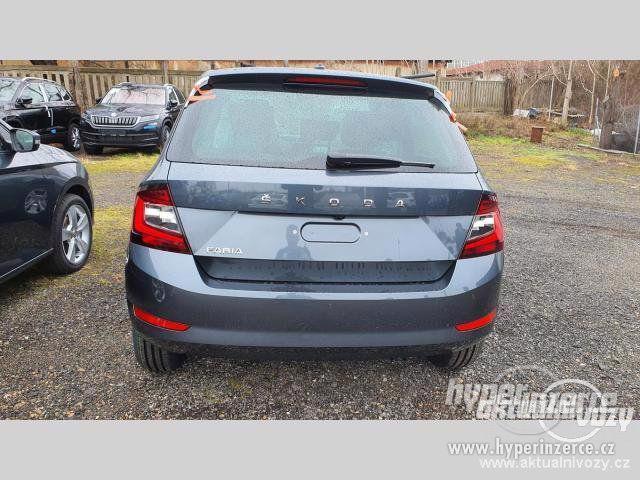 Nový vůz Škoda Fabia 1.0, benzín,  2020 - foto 4