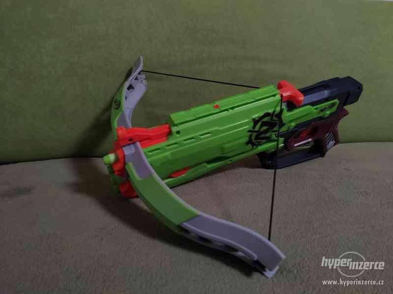 Prodám Nerf pistole
