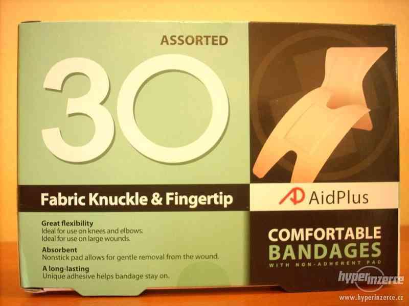 AidPlus náplast textilní
