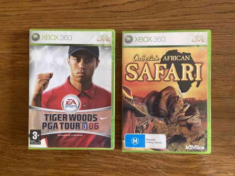 Hry Xbox 360