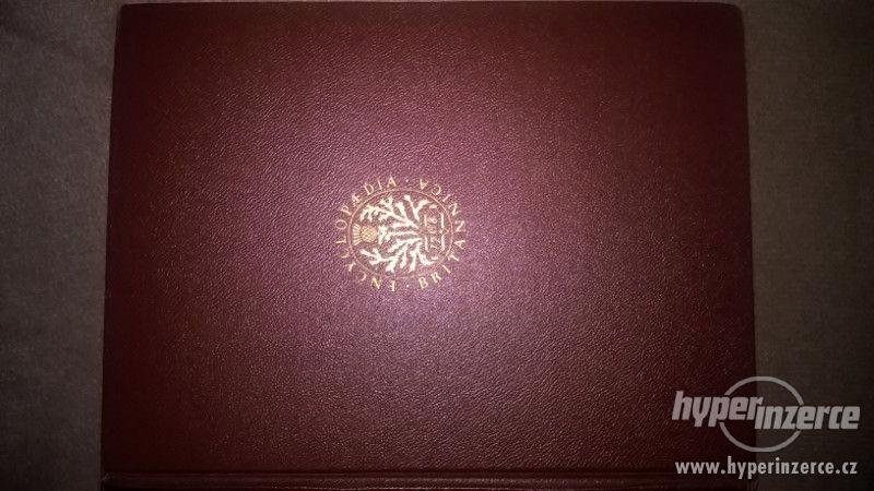 Prodám 24ti sv. Encyclopaedii Britannicu - foto 2