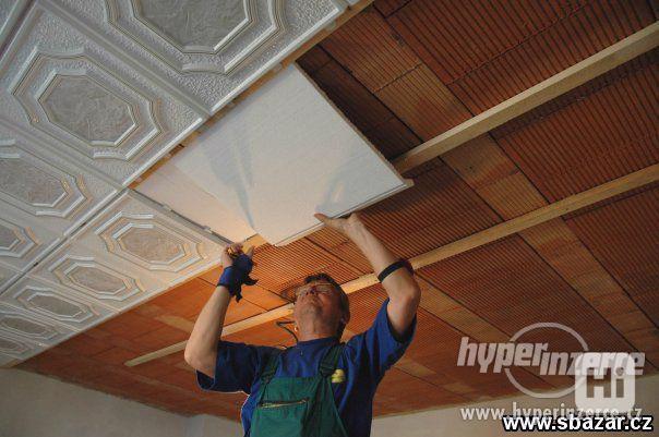 stropní podhledy na jakýkoliv strop - foto 7
