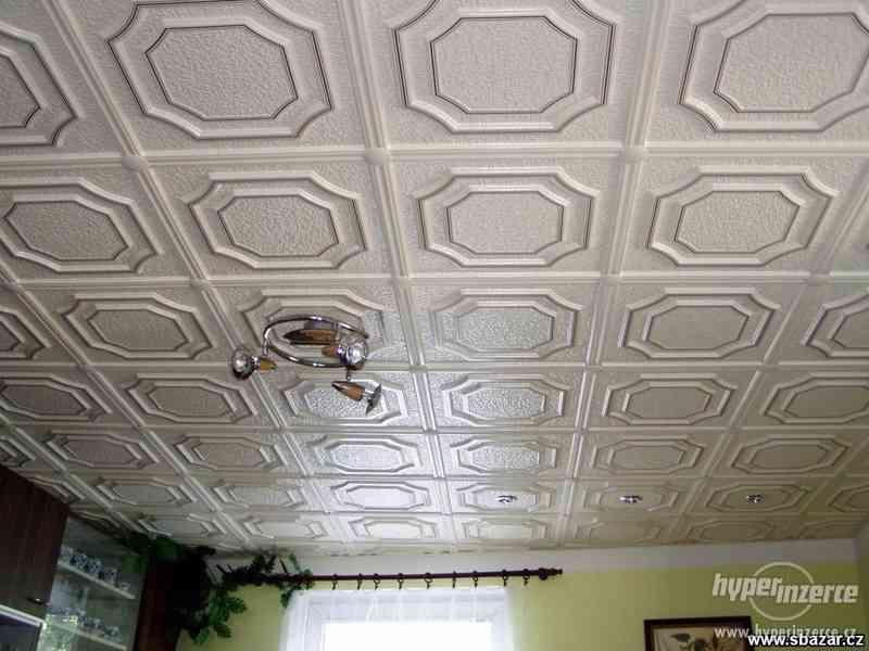 stropní podhledy na jakýkoliv strop - foto 6