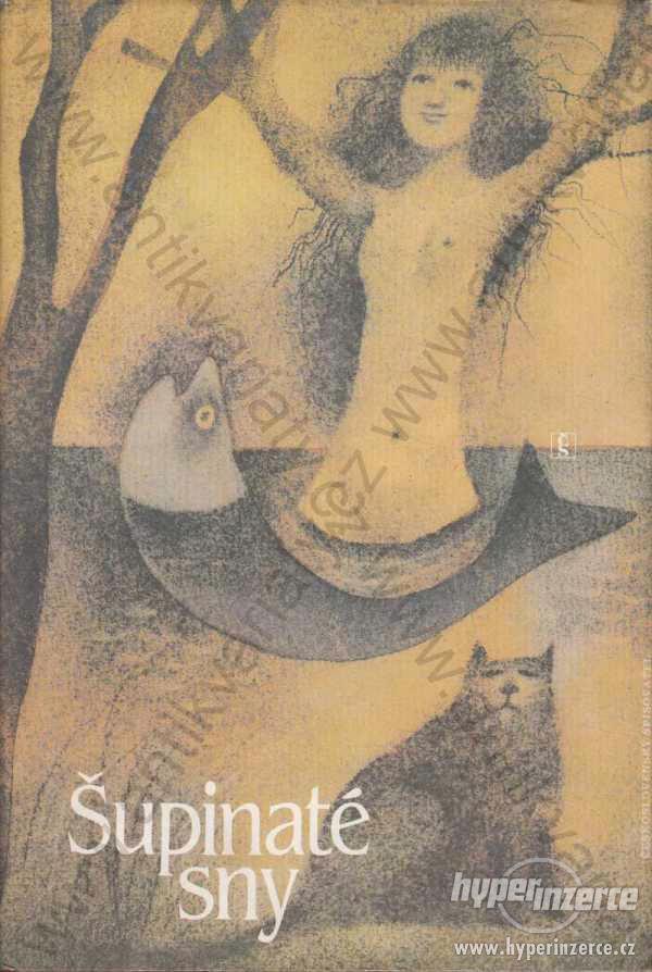 Šupinaté sny 1983 Československý spisovatel