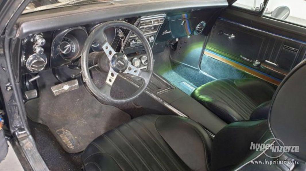 Camaro RS 5.4 automat 1967 - foto 7