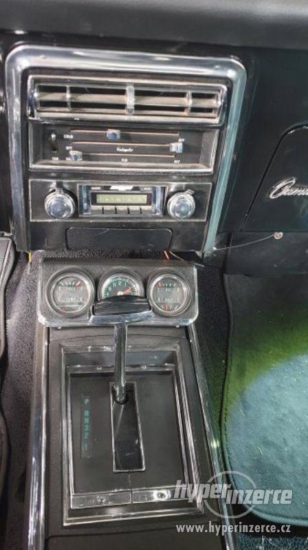 Camaro RS 5.4 automat 1967 - foto 8