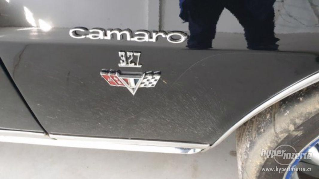 Camaro RS 5.4 automat 1967 - foto 9
