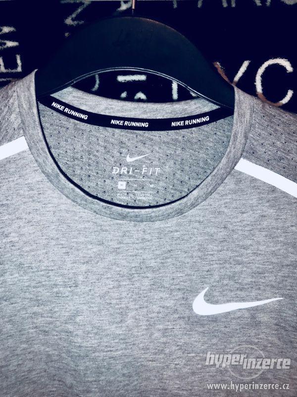 Pánské sportovní triko Nike RUNNING - DRI FIT