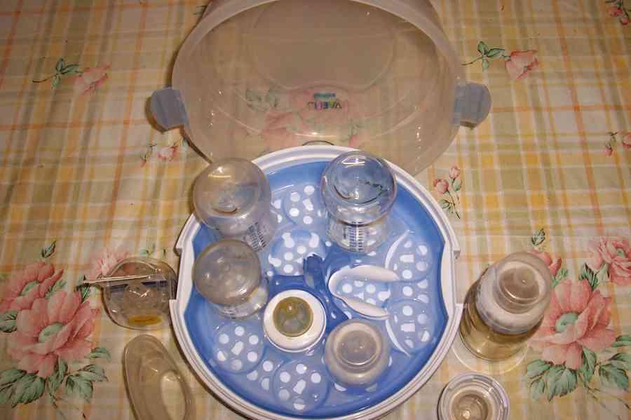 Parní sterilizátor