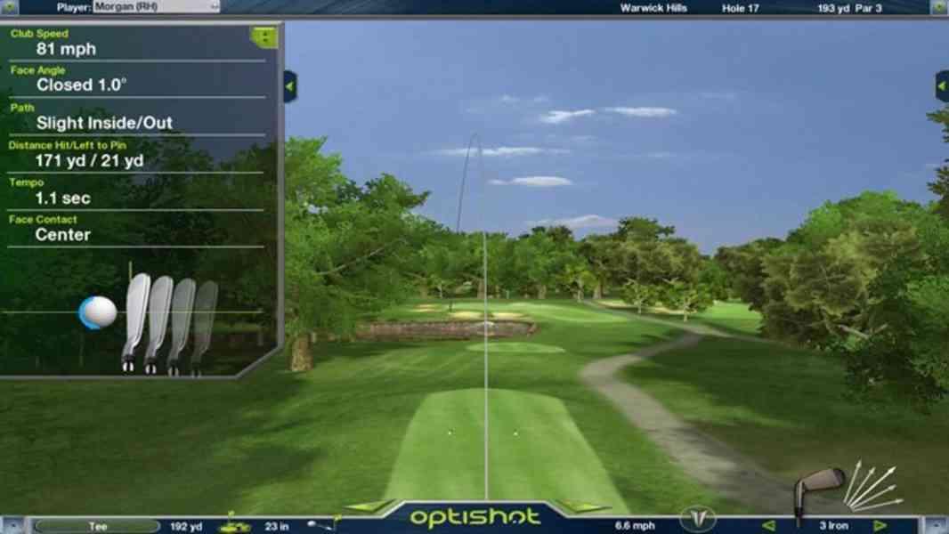 Golfový Simulátor OptiShot 2 (Verze 2021) - foto 2