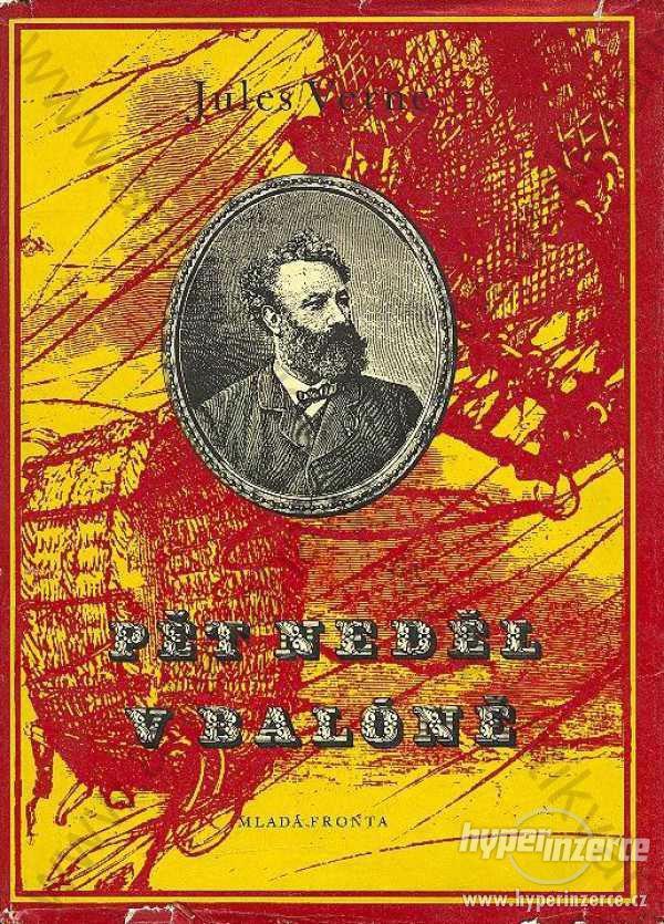 Pět neděl v balóně Jules Verne 1967