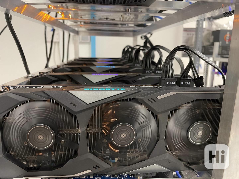 RX 5700 XT Gigabyte/Sapphire - Rig 6X GPU - foto 1