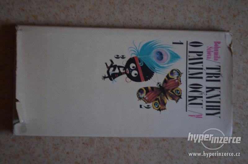 Tři knihy o pavím očku