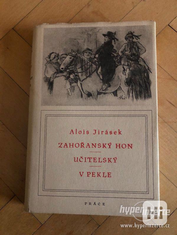 Alois Jirásek Vybrané spisy 31 svazků - foto 5