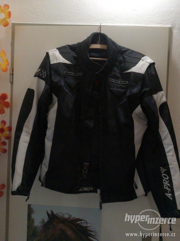 Dámská motorkářska bunda