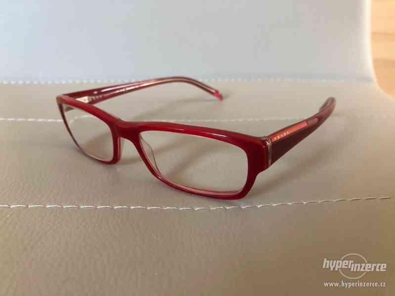 Diptrické brýle PRADA