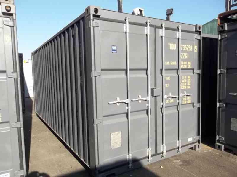 Prodej kontejneru ve velmi dobrém stavu.  - foto 3