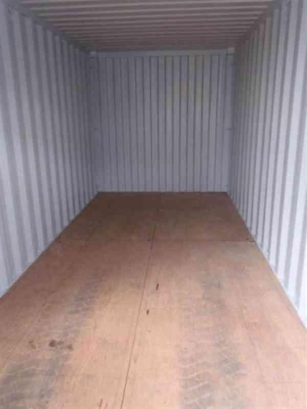 Prodej kontejneru ve velmi dobrém stavu.  - foto 6