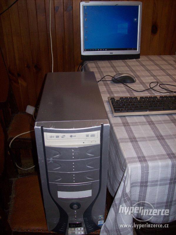 Nabízím spolehlivý tichý počítač Windows 10 - foto 1
