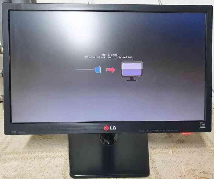 """Prodám 19"""" LCD monitor LG 19EN33SA"""