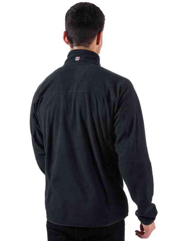 Berghaus - Černá mikina, vel. S Velikost: S - foto 2