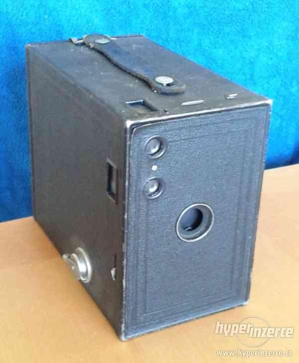 Fotoaparát Kodak 2A Brownie